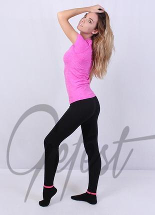 Код:110106, спортивные леггинсы, лосины для бега, фитнеса, спорта, йог, одежда, штаны