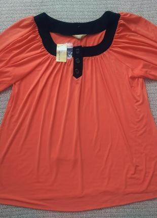 Блузка женская новая с поясом