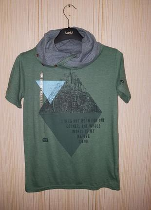 Стильная молодежная футболка от голландских дизайнеров
