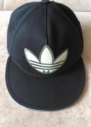 Бейсболка adidas чёрного цвета, р.58