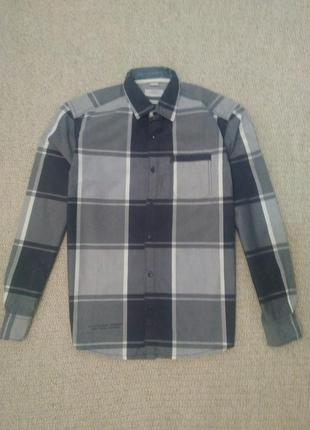 Рубашка мужская s.oliver размер м