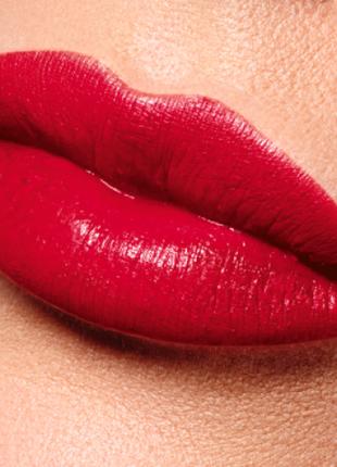 Губная помада «идеальные губы» с сывороткой faberlic 43020 фаберлик красная помада