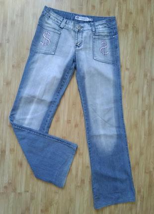 Джинси, брюки штани, h&m, bershka