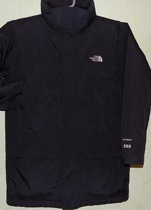 Пуховик north face jacket hyvent, оригинал. xl размер.маломерит!