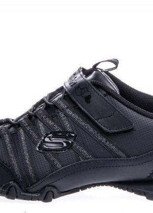 Распродажа новые кожаные кроссовки 30,32 размеры skechers скетчерз оригинал