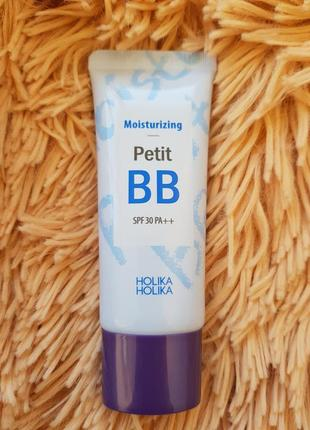 Holika holika moisturizing petit bb cream bb крем увлажняющий