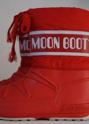 Легчайшие ригинальные moon boot от итальянского бренда tecnica размер