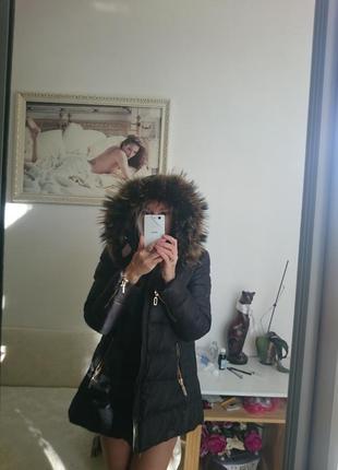 Куртка зимова philipp plein, куртка зимняя м