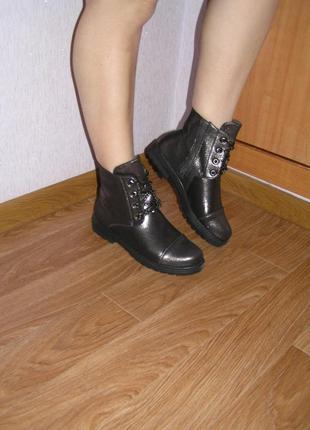 Продам весенние ботинки 36р 37р 38р 39р 40р 41р
