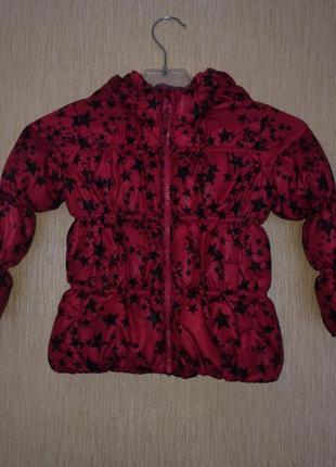 Детская куртка мехх