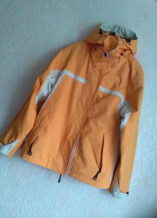 Брендовая горнолыжная куртка kiltec 44-46размер