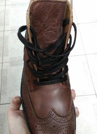 Итальянские ботинки minelli