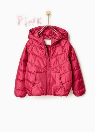 Демисезонная курточка зара р.5 (110)
