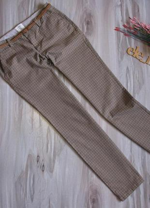Коттоновые брюк logg & h&m размер eur 42