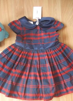 Новое фирменное платье jasper conran малышке 3-6 месяцев