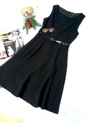 Базовое платье р м 10