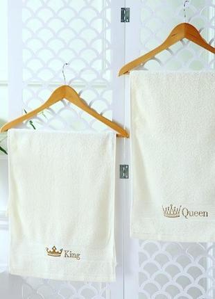 Хлопковое полотенце для настоящих королев