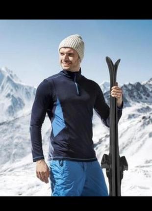 Спортивная термо кофта ,спорт,лижи. crivit sport. m рр