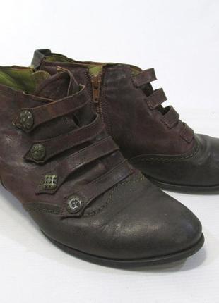 Роскошные фирменные туфли из натур кожи