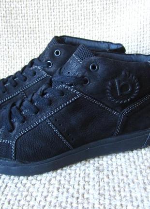 Ботинки кожанные оригинал bugatti размер 42