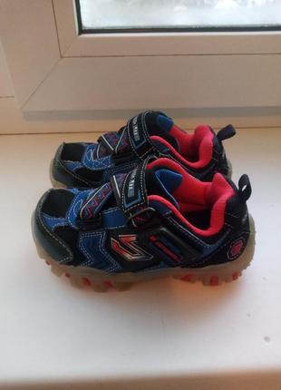 Кроссовки,кросівки skechers, розмір 24, 15.6 см