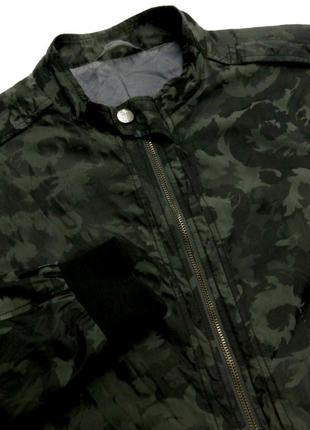 Крутейшая куртка бомбер от versace