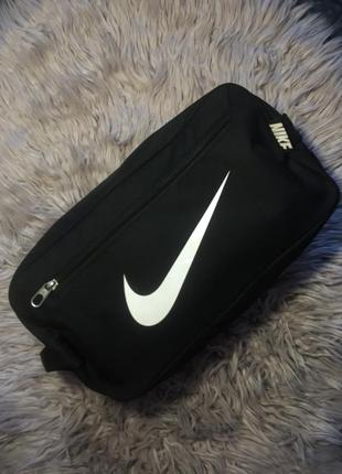 Nike спортивная сумка ручная для обуви