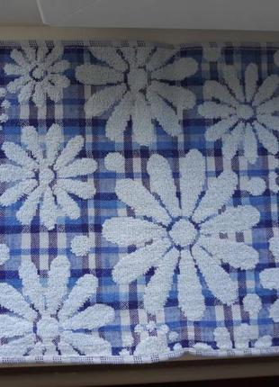 Кухонное полотенце лен+махра