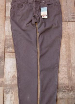 М(40 евр.) стрейчевые брюки blue motion нюанс
