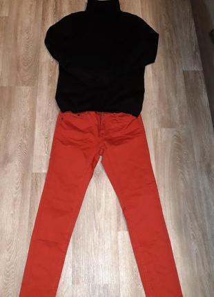 Базові джинси, брюки