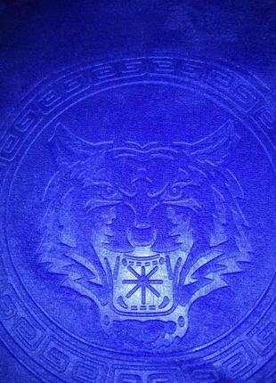 Комплект полотенец из микрофибры. * тигр * 2 шт4