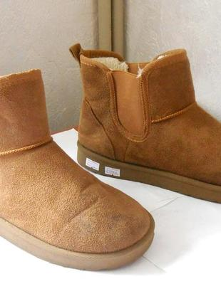 f2f052513 Распродажа! зимние ботинки сапоги ugg угги большого размера, р.42 код b4202