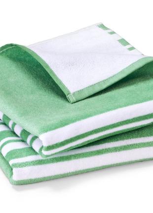 Махровое полотенце тсм, германия размер 100*50 см