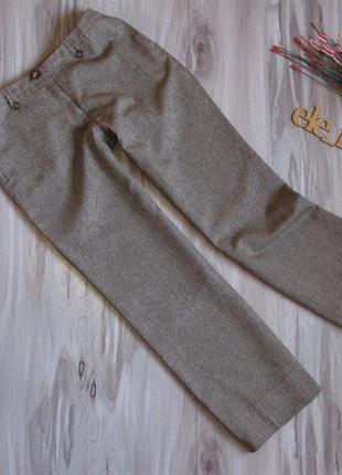 """Свободные, теплые брюки """"etam"""" размер eur 42"""