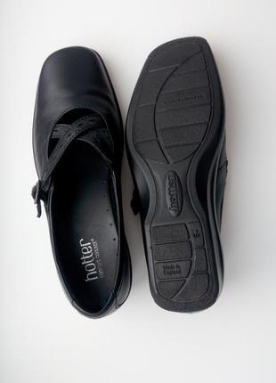 Туфли натуральная кожа бренд hotter