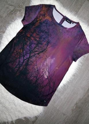 Фирменная блуза футболка  firetrap английский бренд m-l