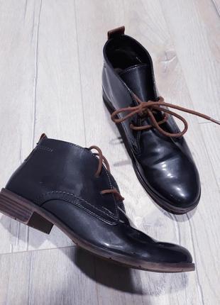 Ботинки черевики marco tozzi