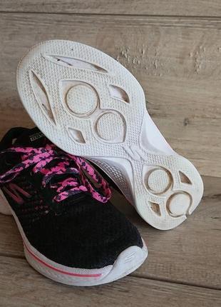 Кроссовки скечерс skechers 30 р 19,5 см guick-fit  go walk 44