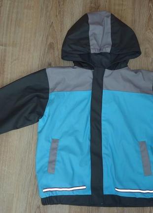 Куртка, дождевик на 6-8 лет бренд okay