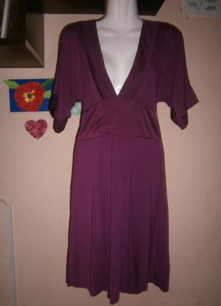 Платье h&m 42-46 размер вискоза