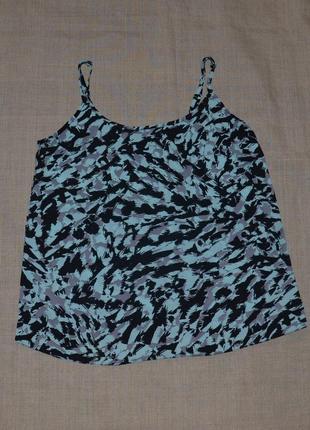 Лёгкая блуза-топ miss selfridge