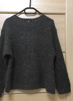 Новый свитер uniqlo размер xs