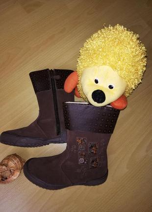 Демисезонные стильные ботинки для девочки.kidexpress ( сша)