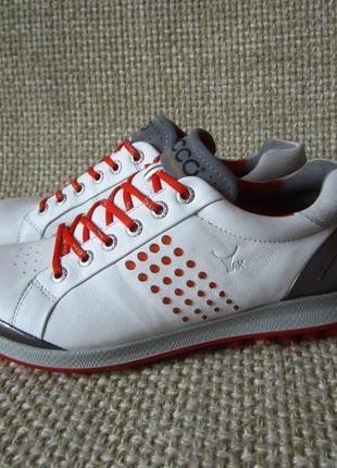 Кроссовки оригинал ecco golf hibrid 2 151514 размер 39