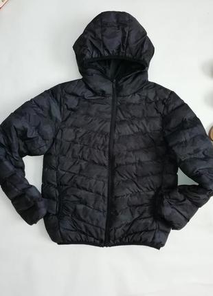 Стеганая демисезонная куртка brave soul london 11-12 лет