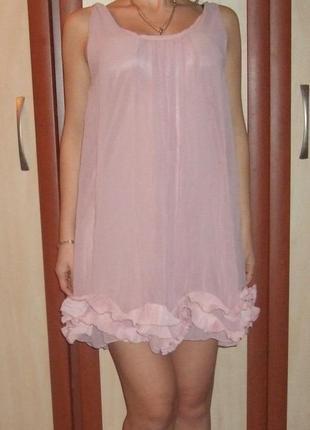 Акция!!! легкое оригинальное платье