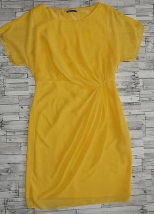 Шёлковое платье joop