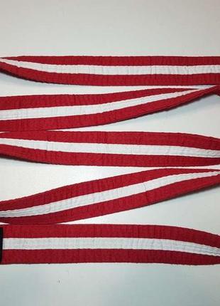 Пояс blitz для кимоно, длина 230 см