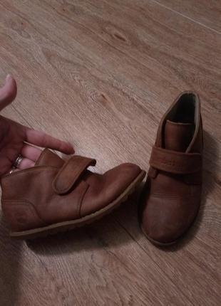 Ботинки челси деми обувь кожа туфли