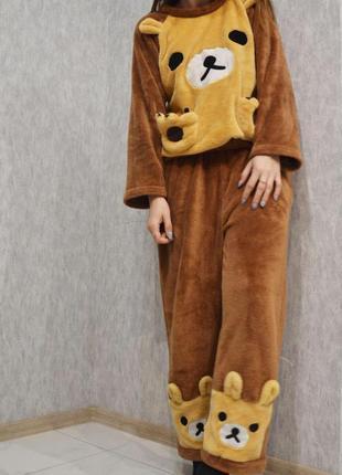 Пижама медвежонок